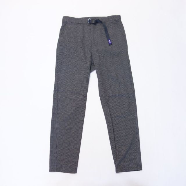 THE NORTH FACE PURPLE LABEL Polyester Check Field Pants 【SALE】