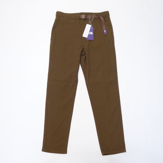 THE NORTH FACE PURPLE LABEL Polyester Serge Field Pants 【SALE】