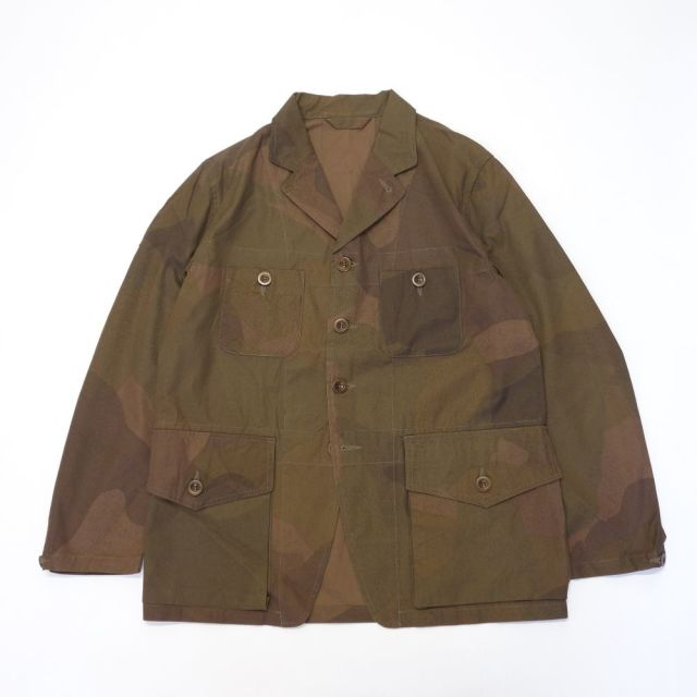 Nigel Cabourn ATKINSON JACKET - S.A.S. CAMOUFLAGE