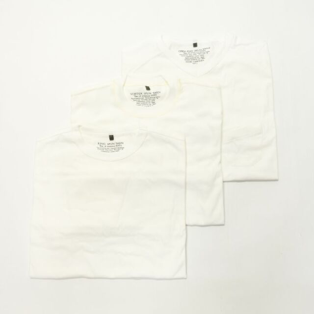 Nigel Cabourn 3-PACK TEE