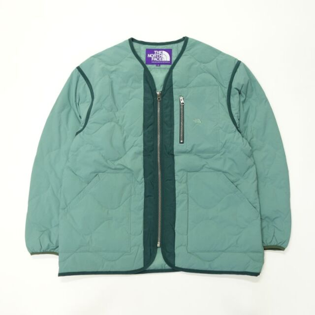 THE NORTH FACE PURPLE LABEL Field Down Cardigan