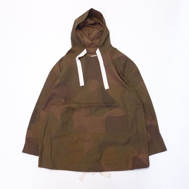 Nigel Cabourn S.A.S. ANORACK - S.A.S. CAMOUFLAGE