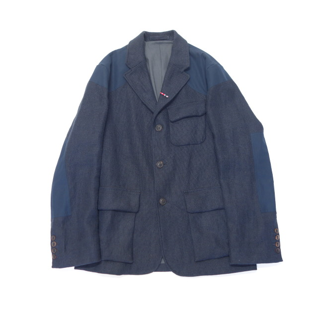 Nigel Cabourn MALLORY JACKET CLASSIC LINEN JP