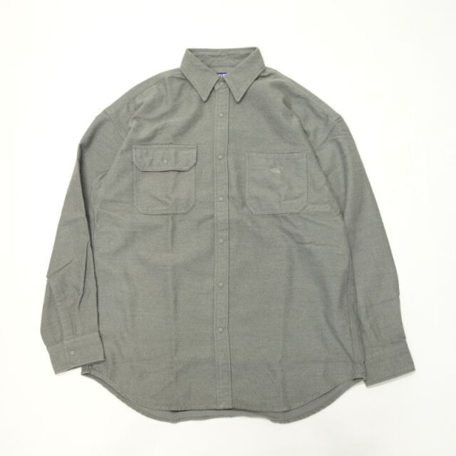 THE NORTH FACE PURPLE LABEL Flannel Field Shirt