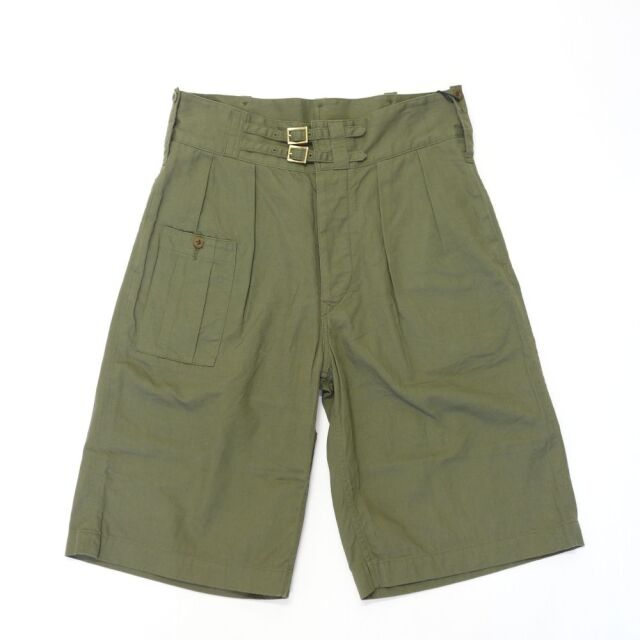 Nigel Cabourn 40'S BRITISH ARMY GURKHA SHORT