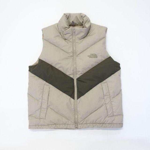 THE NORTH FACE PURPLE LABEL Cotton Down Vest 【SALE】