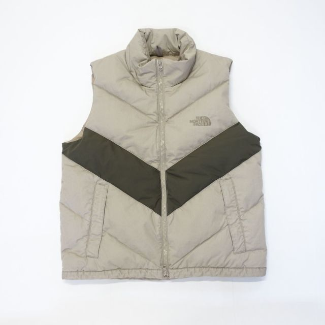 THE NORTH FACE PURPLE LABEL POLARTEC Cotton Down Vest