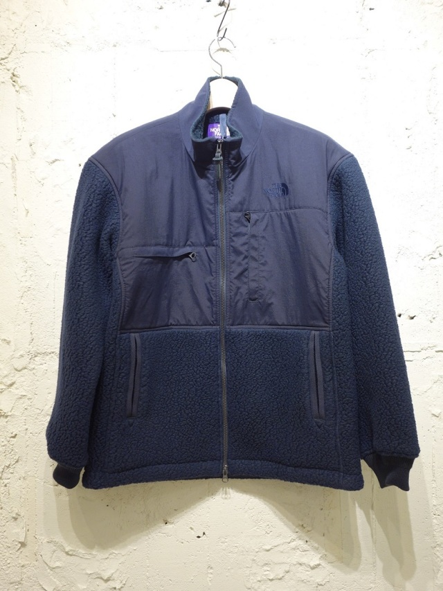 THE NORTH FACE PURPLE LABEL Field Denali Jacket 【SALE 30%OFF】