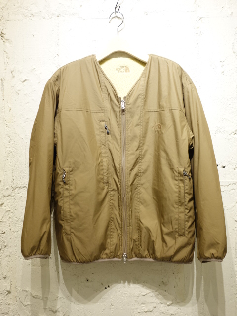 THE NORTH FACE PURPLE LABEL Reversible Field Cardigan 【SALE】