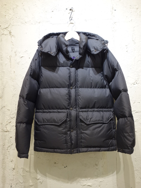 THE NORTH FACE PURPLE LABEL Polyester Ripstop Sierra Parka 【SALE】