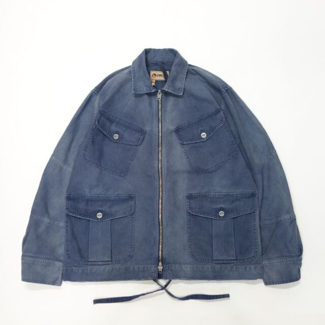 Nigel Cabourn LYBRO MIX RACE JACKET