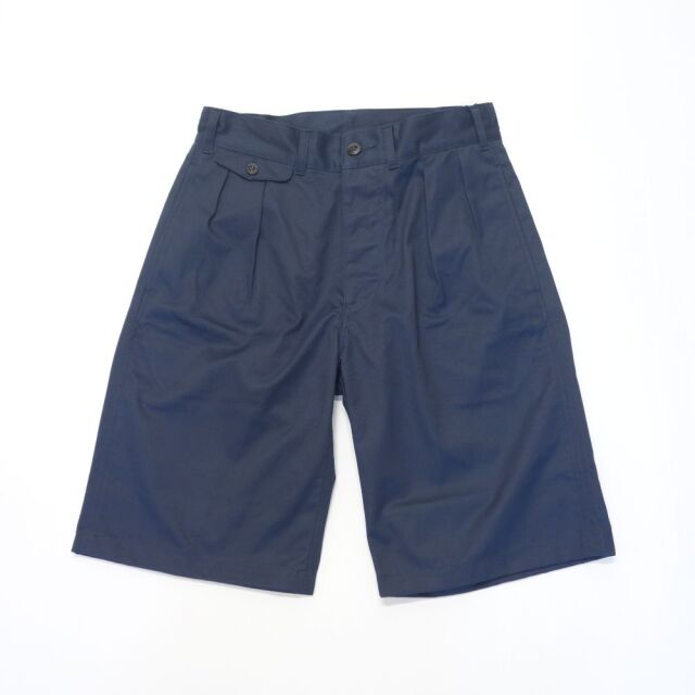 Nigel Cabourn OFFICERS SHORT CHINO