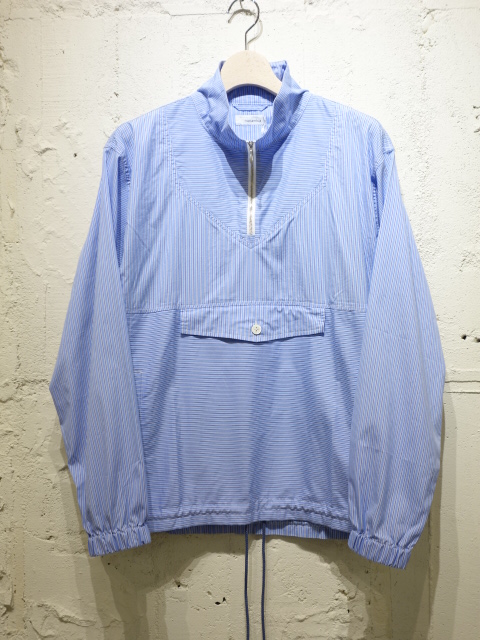 nanamica Wind Pullover Shirt 【SALE 30%OFF】