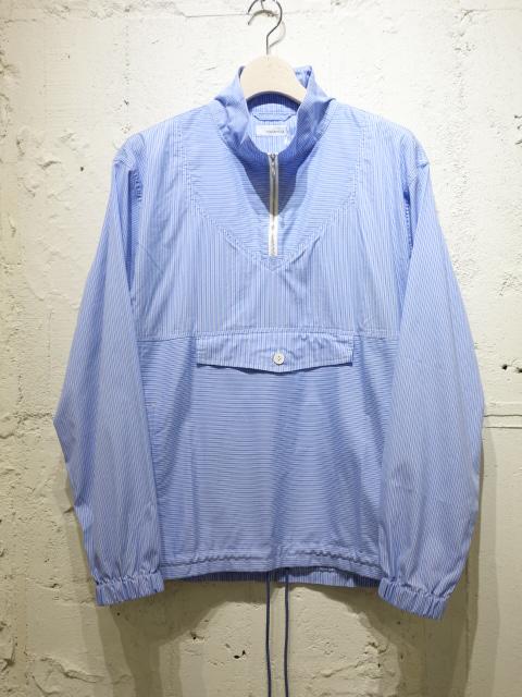 nanamica Wind Pullover Shirt