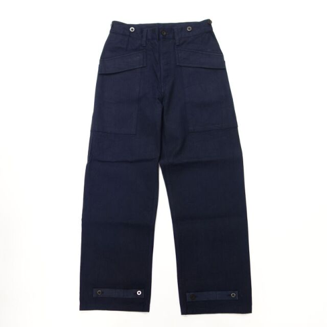 Nigel Cabourn 40`S NAVY DECK PANT