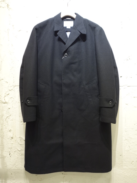nanamica GORE-TEX Chesterfield Coat 【SALE】