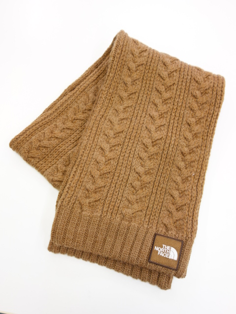 THE NORTH FACE PURPLE LABEL Cable Knit Muffler