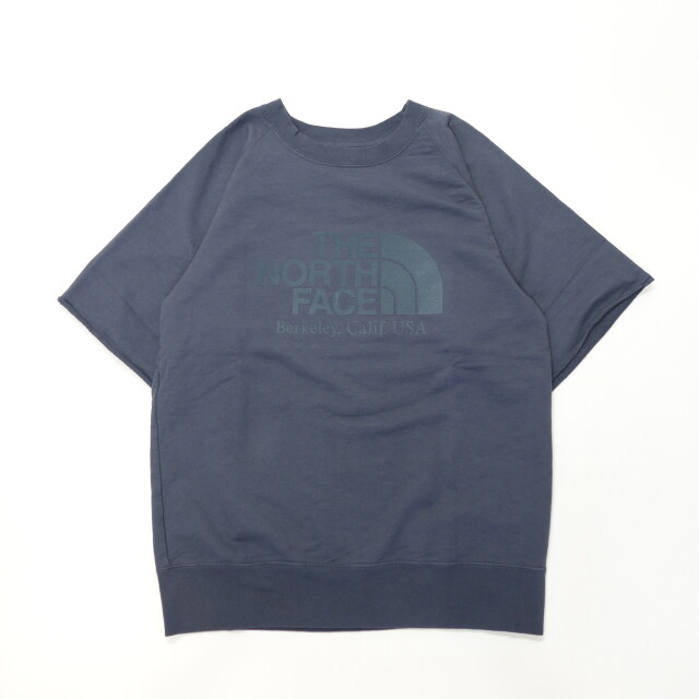 THE NORTH FACE PURPLE LABEL 10oz H/S Crew Neck Sweat