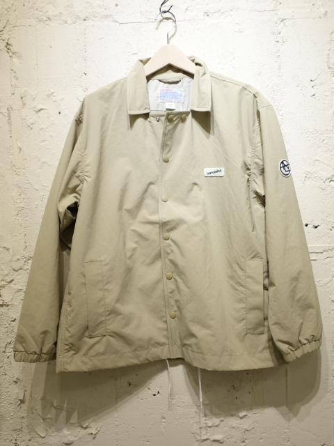 nanamica Coach Jacket 【SALE】
