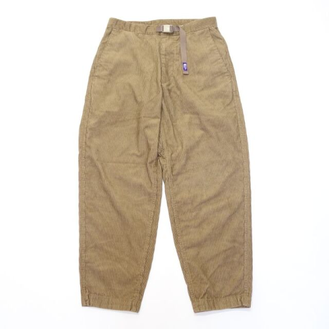 THE NORTH FACE PURPLE LABEL Corduroy Wide Tapered Pants