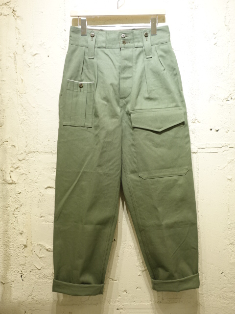 Nigel Cabourn BRITISH ARMY PANT - VINTAGE TWILL