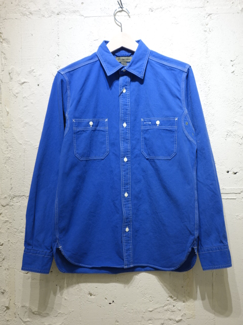 Nigel Cabourn 50'S MEDICAL SHIRT