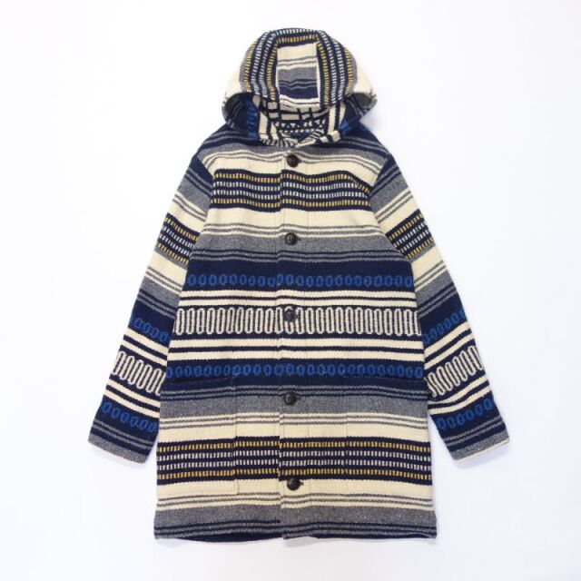 Nigel Cabourn BLANKET JACKET