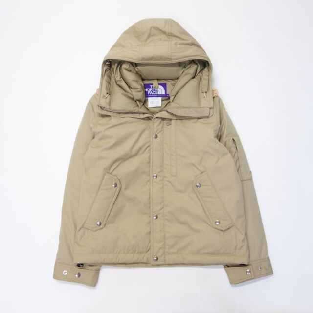 THE NORTH FACE PURPLE LABEL 65/35 Mountain Short Down Parka