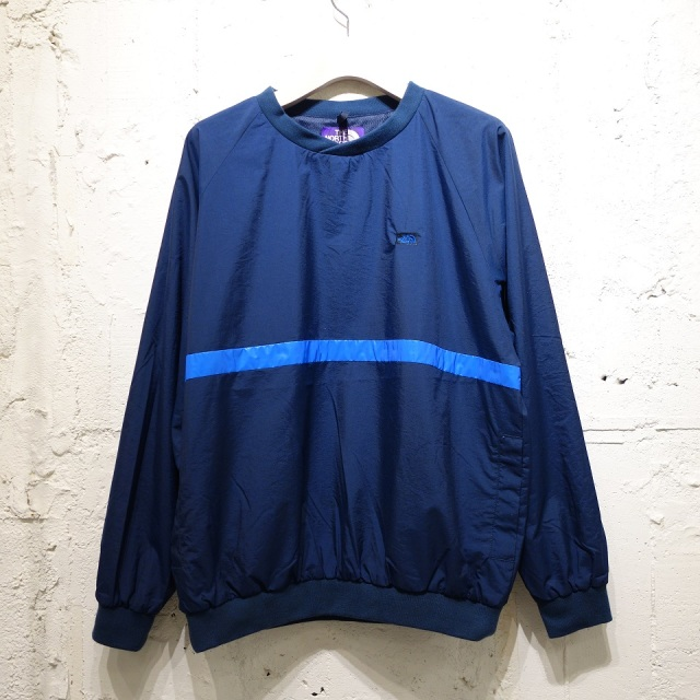 THE NORTH FACE PURPLE LABEL Mountain Wind Pullover 【SALE】