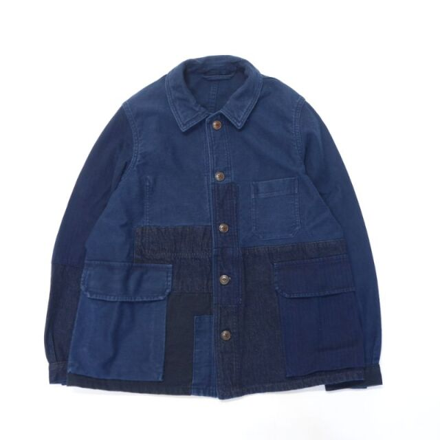 Nigel Cabourn PATCHWORK JACKET