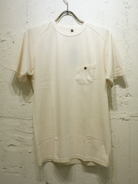 Nigel Cabourn BASIC T-SHIRT ベーシックTシャツ