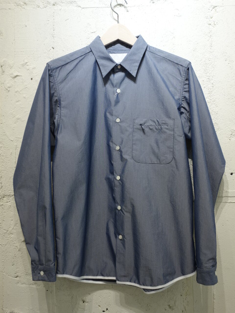 nanamica Wind Shirt 【SALE】
