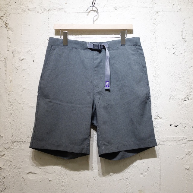 THE NORTH FACE PURPLE LABEL Polyester Tropical Field Shorts