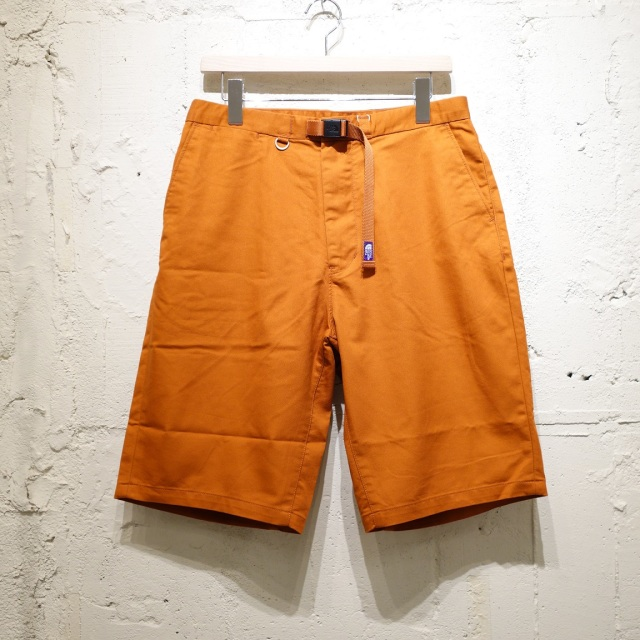 THE NORTH FACE PURPLE LABEL Stretch Twill Shorts 【SALE】