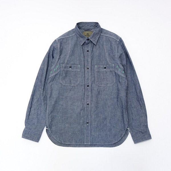 Nigel Cabourn MEDICAL SHIRT