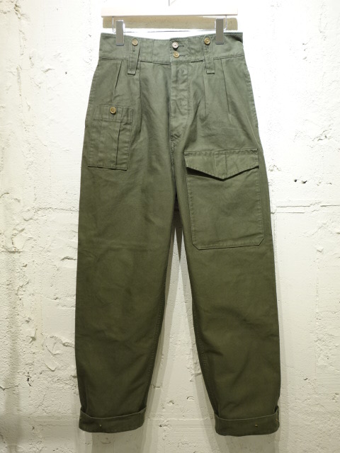 Nigel Cabourn BRITISH ARMY PANT