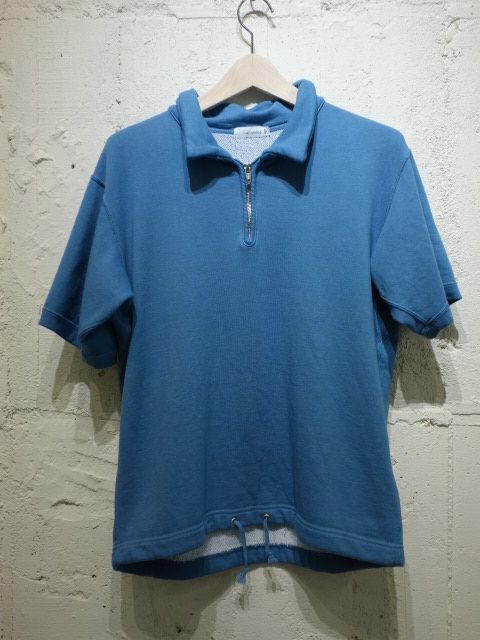 nanamica HS Polo Sweat