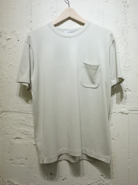 nanamica H/S Crew Neck Shirt