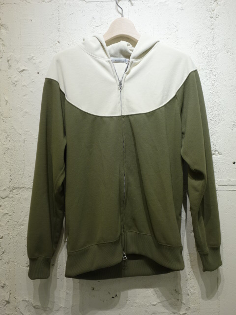 nanamica Hood Sweat Parka