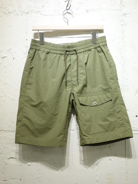 nanamica Easy Shorts