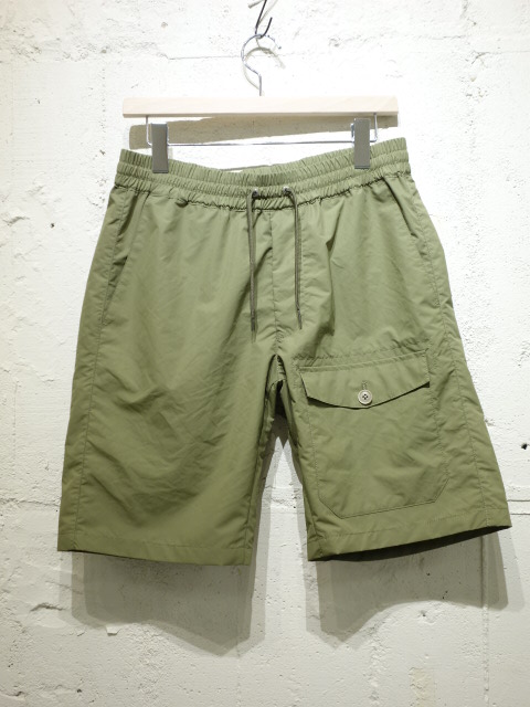 nanamica Easy Shorts 【SALE】
