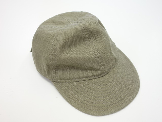 Nigel Cabourn MECHANIC'S CAP