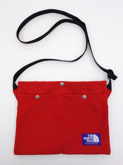 THE NORTH FACE PURPLE LABEL Suede Shoulder Bag S