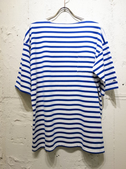 Nigel Cabourn WIDE T-SHIRT STRIPE