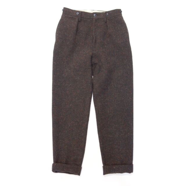 Nigel Cabourn MEDICAL PANT - DONEGAL TWEED