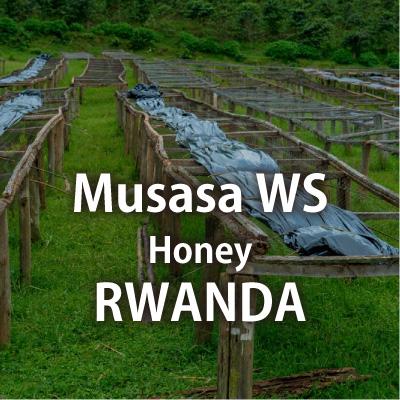ルワンダ ムササWS ハニー