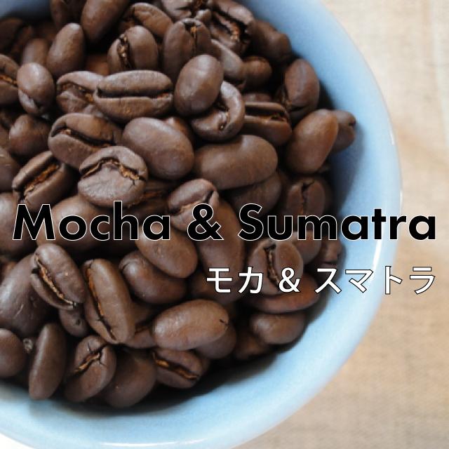モカ & スマトラ