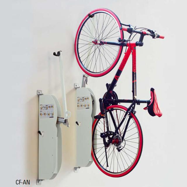壁付け自転車ラック サイクルフックCF-AN