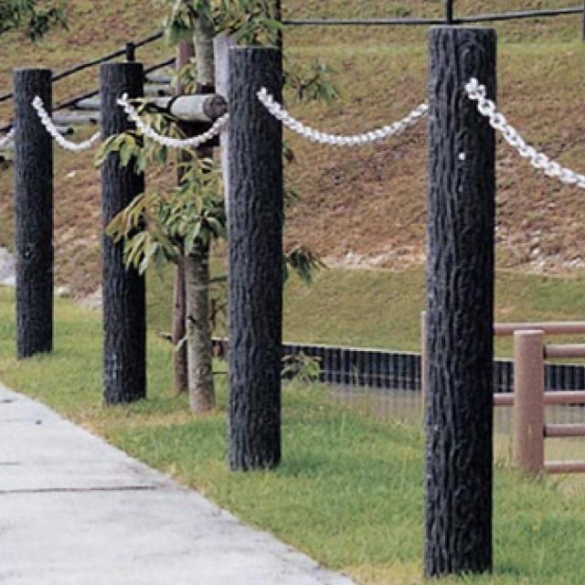 チェーン柵 テンダーウッド PG・PWタイプ