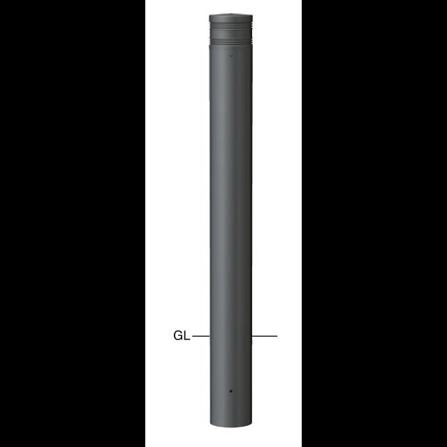 スチール製φ114.3×H850 VF360